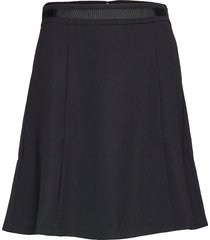 farah skirt kort kjol svart tommy hilfiger