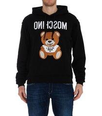 moschino ready to bear hoodie