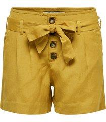 onlviva life hw belt shorts korte broek
