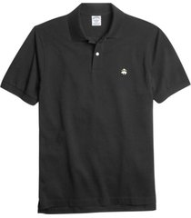 polera slim fit supimacotton polo café brooks brothers