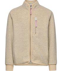 unna outerwear fleece outerwear fleece jackets crème molo