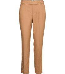 gerry twiggy pant sustainable casual broek beige mos mosh