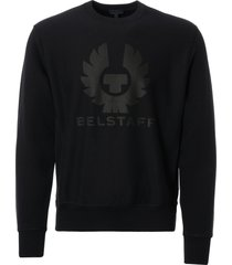 belstaff holmswood sweatshirt - black 71130467-900