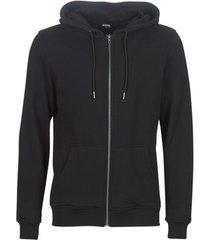 sweater urban classics basic zip hoody