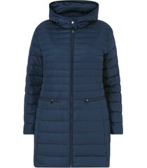 dunkappa down matt coat