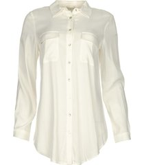 basic blouse clair  wit