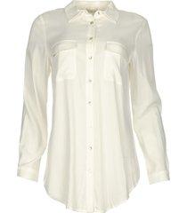 basic blouse clair  wit