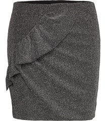 lisko kort kjol grå iro