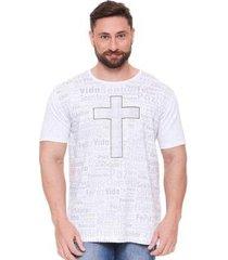 camiseta cruz ms6076 ágape masculina - masculino