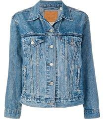 medium trucker jacket