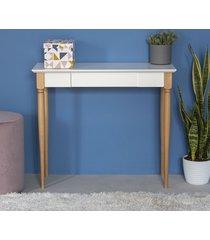 biurko mamo z szufladą - średnie 85x40