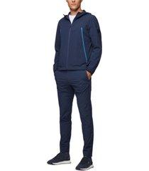 boss men's lavish-1 slim-fit trousers