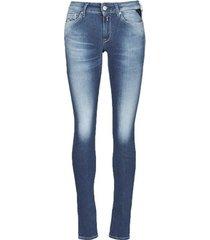 skinny jeans replay hyperflex luz
