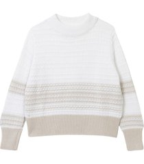 holyhock knit sweater