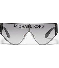 mk occhiali da sole park city - nero (nero) - michael kors