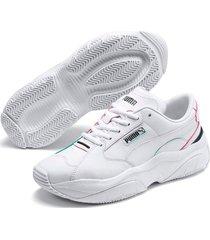 tenis - lifestyle - puma - blanco - ref : 37172901
