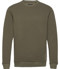 onsceres life crew neck noos sweat-shirt tröja grön only & sons