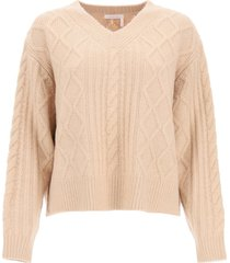 see by chloé v-neck sweater