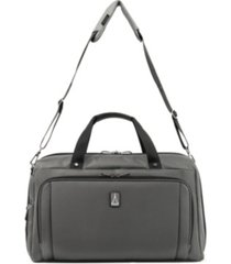 travelpro crew versapack weekender carry-on duffel bag with suiter