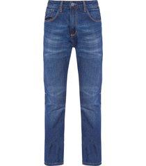 calça masculina slim maldivas 3d - azul
