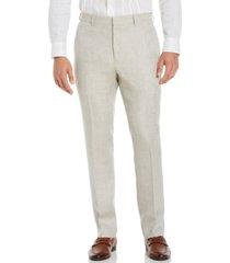 cubavera men's herringbone linen pants