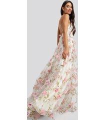 ida sjöstedt bianca dress - multicolor