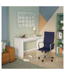 mesa de escritório jones branca