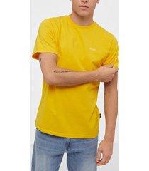 forét air t-shirt t-shirts & linnen yellow