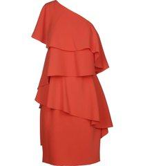 lanvin asymmetric dress