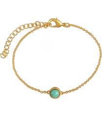 christina greene dainty turquoise pendant bracelet at nordstrom