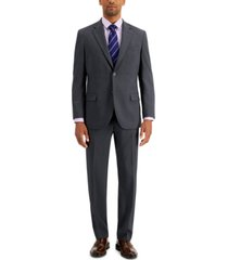 nautica men's modern-fit bi-stretch suit