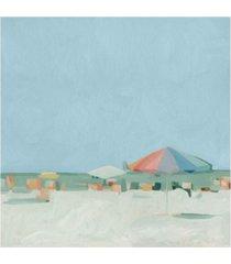 "emma scarvey summer palette ii canvas art - 15.5"" x 21"""
