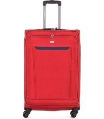 maleta de viaje grande textil ruedas 360 94124