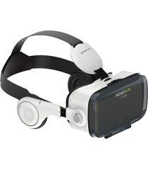 gafas de realidad virtual z4 pc abs 120 grados de ángulo de vista los efectos de sonido envolvente compatible con smartphones