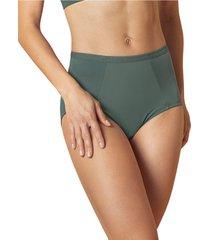 panty panty control suave verde lumar by leonisa 72219