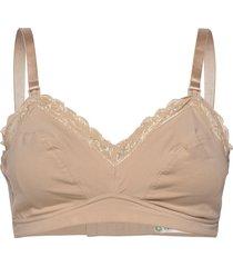 nursing bra cotton lingerie bras & tops maternity bras beige lindex