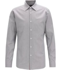 boss men's t-carl slim-fit shirt