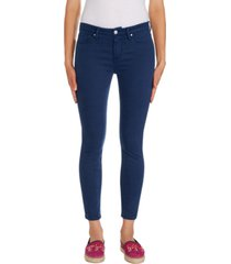 jeans como skinny azul tommy hilfiger