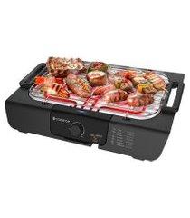churrasqueira elétrica cadence grill menu 220v
