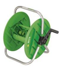 aparelho enrolador de mangueira fixo verde em60 trapp