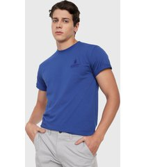 camiseta azul royal royal county of berkshire polo club
