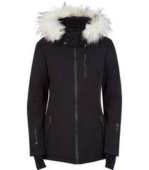 exploration softshell ski jacket