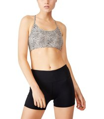 cotton on women's highwaisted shortie short