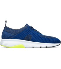 camper drift, sneaker uomo, blu/grigio, misura 46 (eu), k100288-012