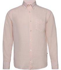 levon shirt 5969 overhemd casual roze nn07