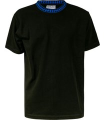 marcelo burlon cross collar regular t-shirt