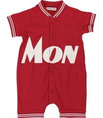 moncler cotton romper jump suit