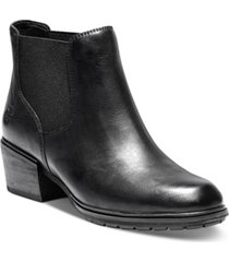 timberland women's sutherlin bay low chelsea booties women's shoes