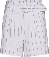 linen city short stripe set shorts flowy shorts/casual shorts abercrombie & fitch