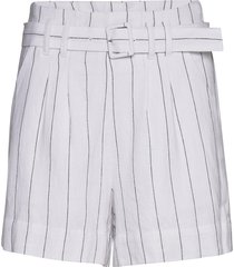 linen city short stripe set shorts flowy shorts/casual shorts abercrombie & fitch